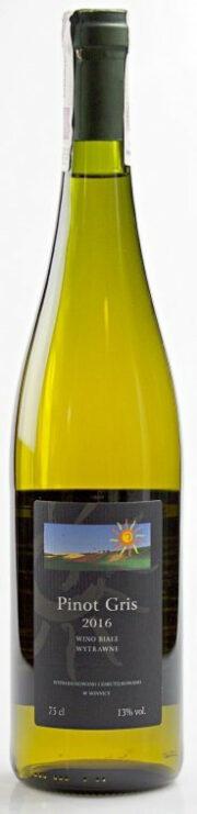 Wzgórza Trzebnickie Pinot Gris Orange Wine