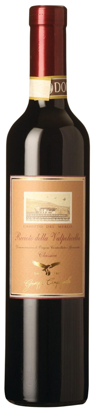 Campagnola Recioto Della Valpolicella Classico Casotto Del Merlo