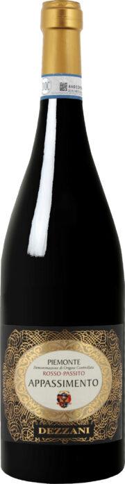Dezzani Appassimento Piemonte Rosso Vino