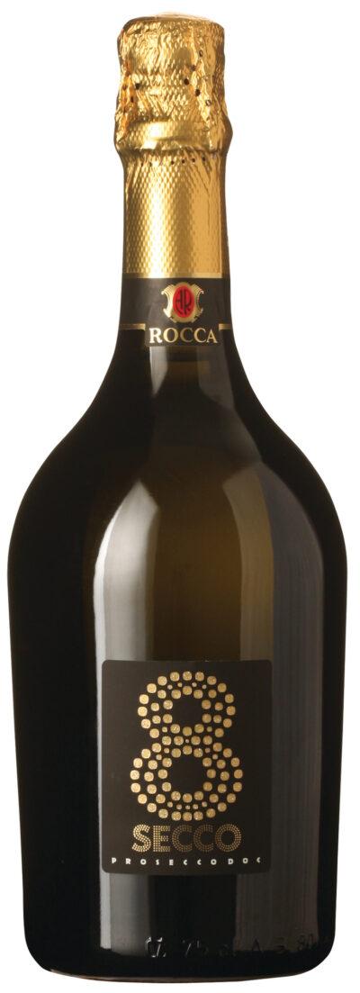 8 secco Prosecco Spumante Extra Dry