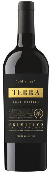 Terra Gold Edition Primitivo di Manduria