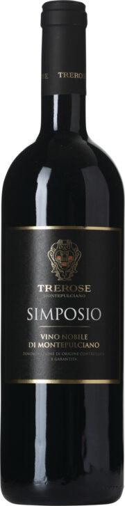 Trerose Simposio Vino Nobie di Montepulciano Riserva