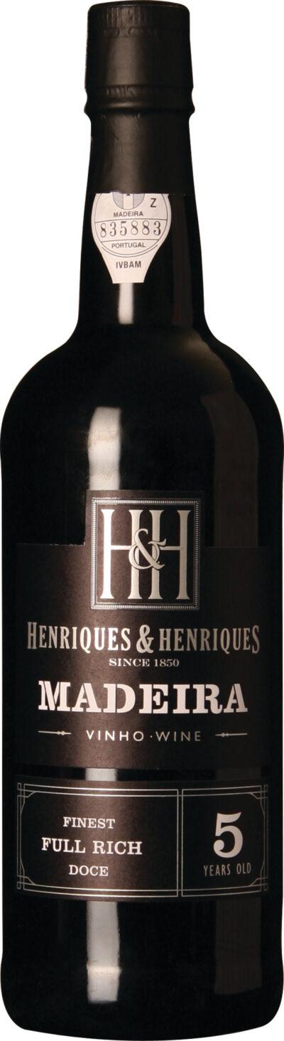 H&H Madeira Finest Full Rich 5 YO