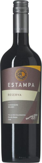 Estampa Reserva Carmenere