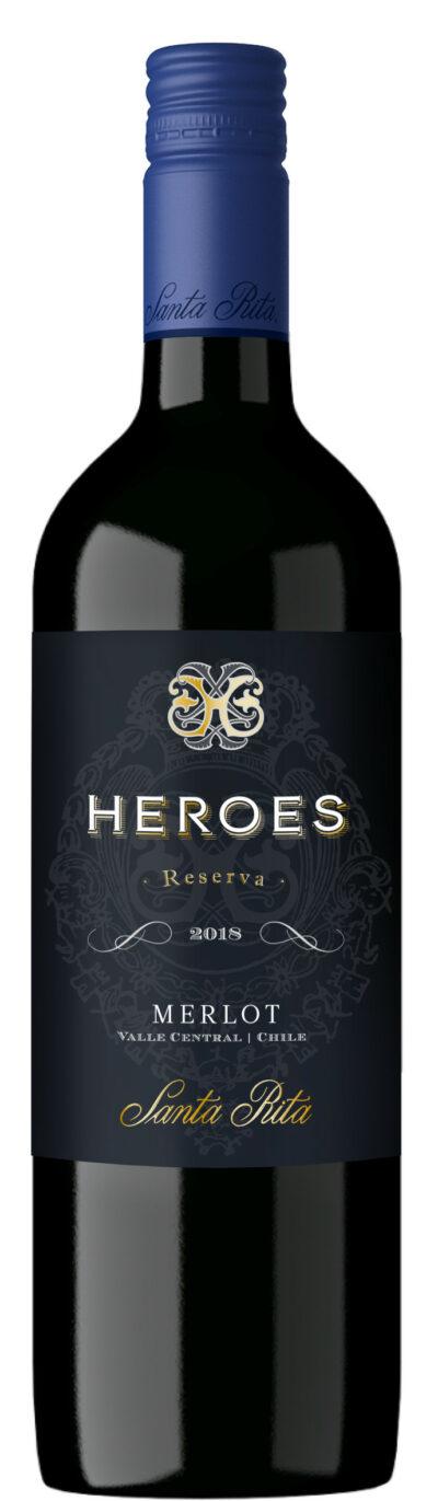 Heroes Reserva Merlot