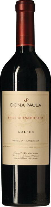 Doña Paula Seleccion De Bodega Malbec