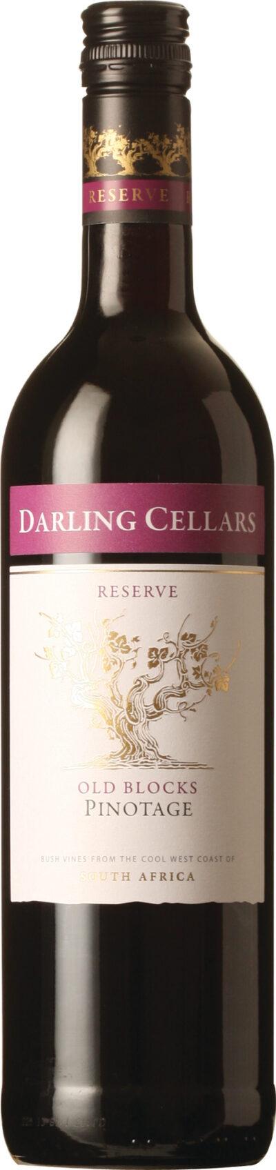 Darling Cellars Reserve Old Blocks Pinotage