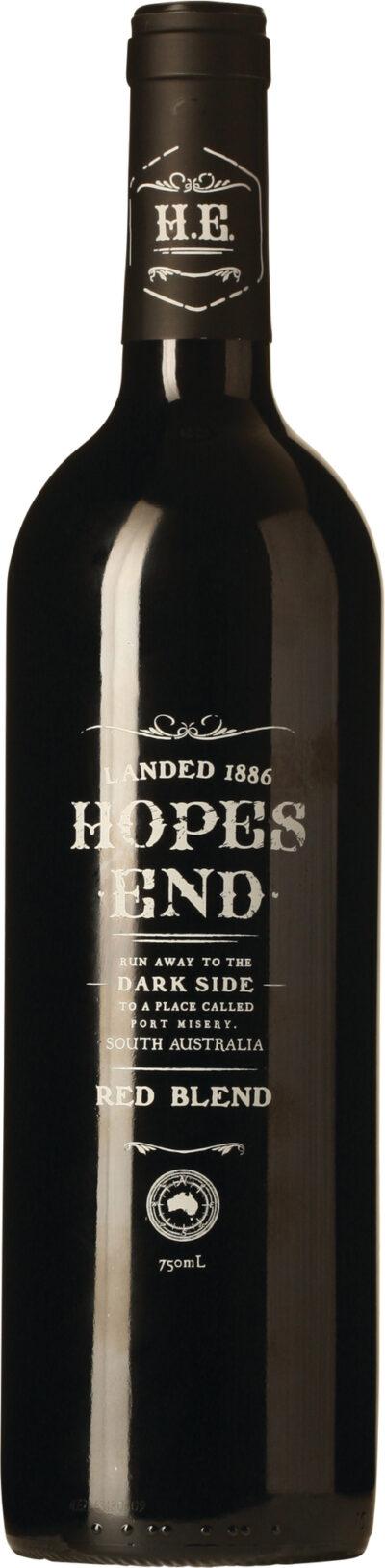 Hops End Red Blend