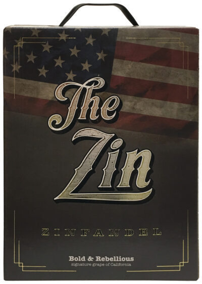 The Zin Zinfandel 3l BIB