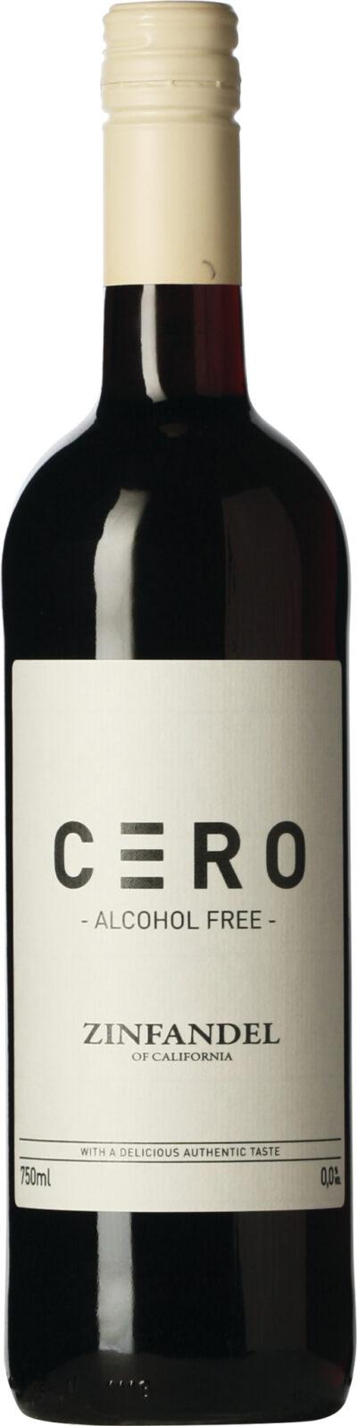 Cero Zinfandel 0%