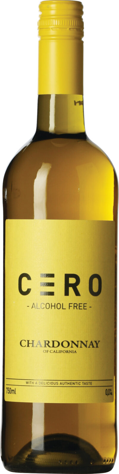 Cero Chardonnay 0%